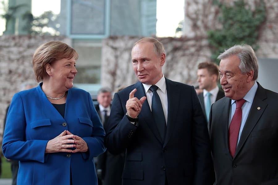 Пристальное внимание к здоровью Путина было со стороны россиян в период пандемии