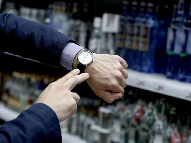 В Минздраве предложили ввести полный запрет на продажу алкоголя после 20:00 в магазинах