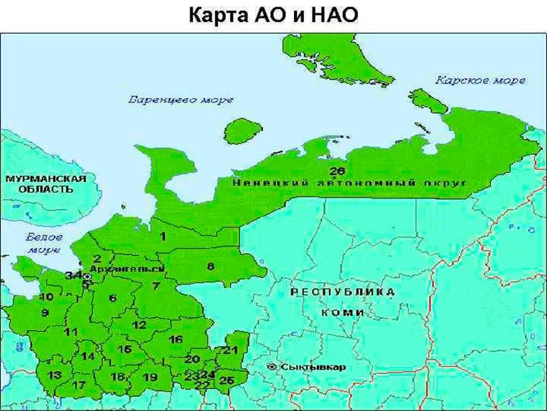 О подробностях объединения Ненецкого автономного округа и Архангельской области, рассказал глава НАО
