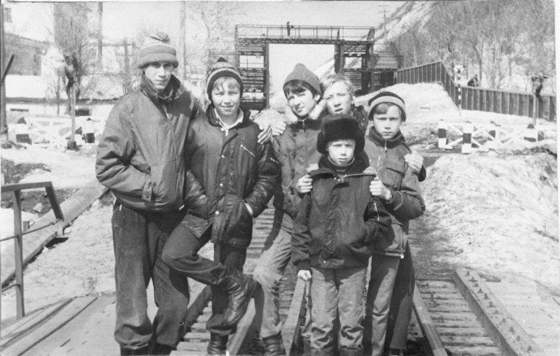 Экстремальные развлечения детей в СССР