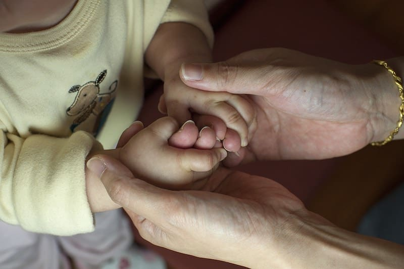 В Башкирии мать задушила годовалого сына за то, что он громко плакал