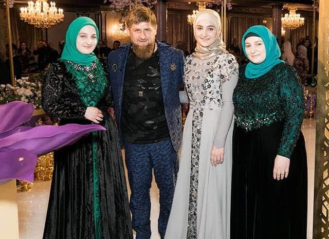 Санкции против семьи Рамзана Кадырова: как глава Чечни ответил на запреты американцев