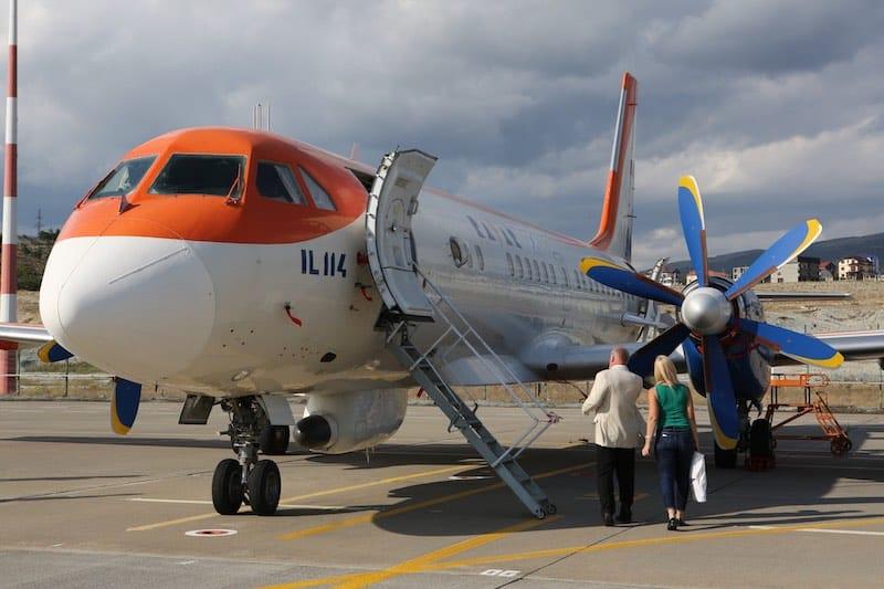 Когда состоится первый полёт нового пассажирского самолёта Ил-114-300, рассказали вМинпромторге РФ