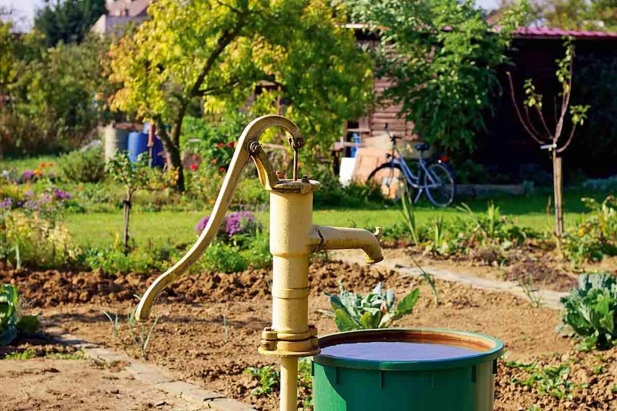 Дачники против введения нового налога на воду для владельцев скважин и колодцев