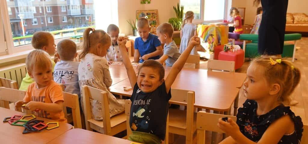 Министерство просвещения представило новый порядок зачисления в детские сады
