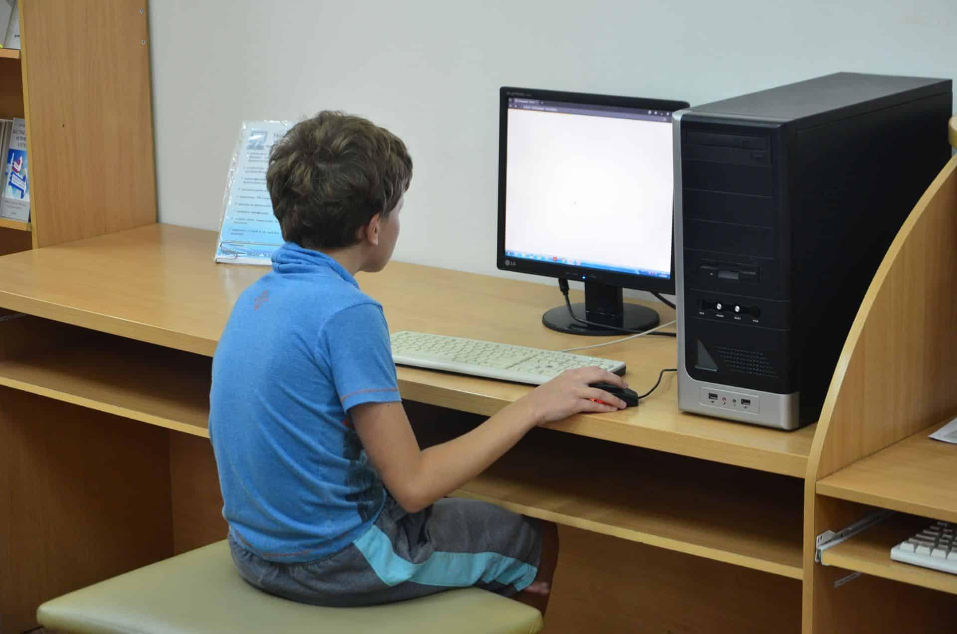 Дистанционное обучение в новом учебном году возможно в рамках проекта «ЦОС»