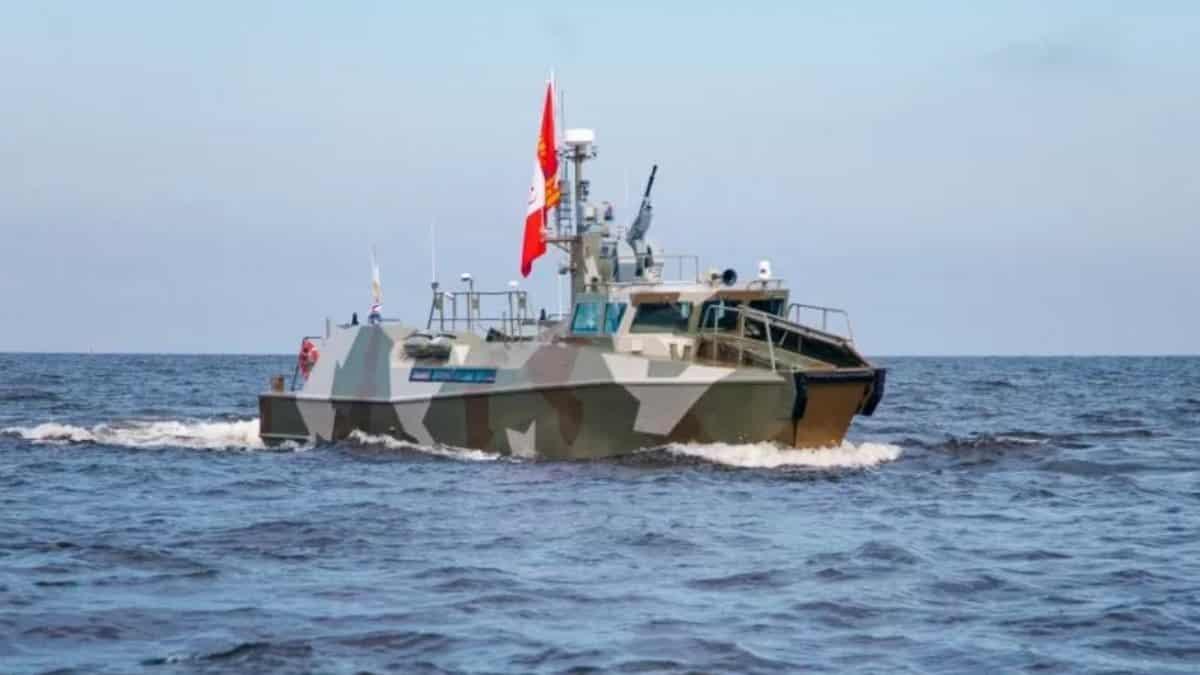 Женский экипаж появился на страже Черного моря