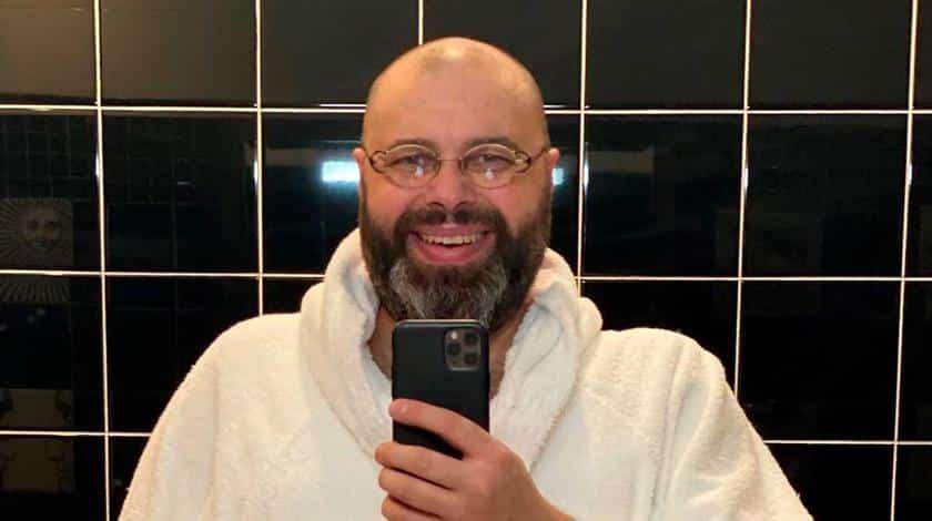 Как похудел на сто килограмм, рассказал сам Максим Фадеев