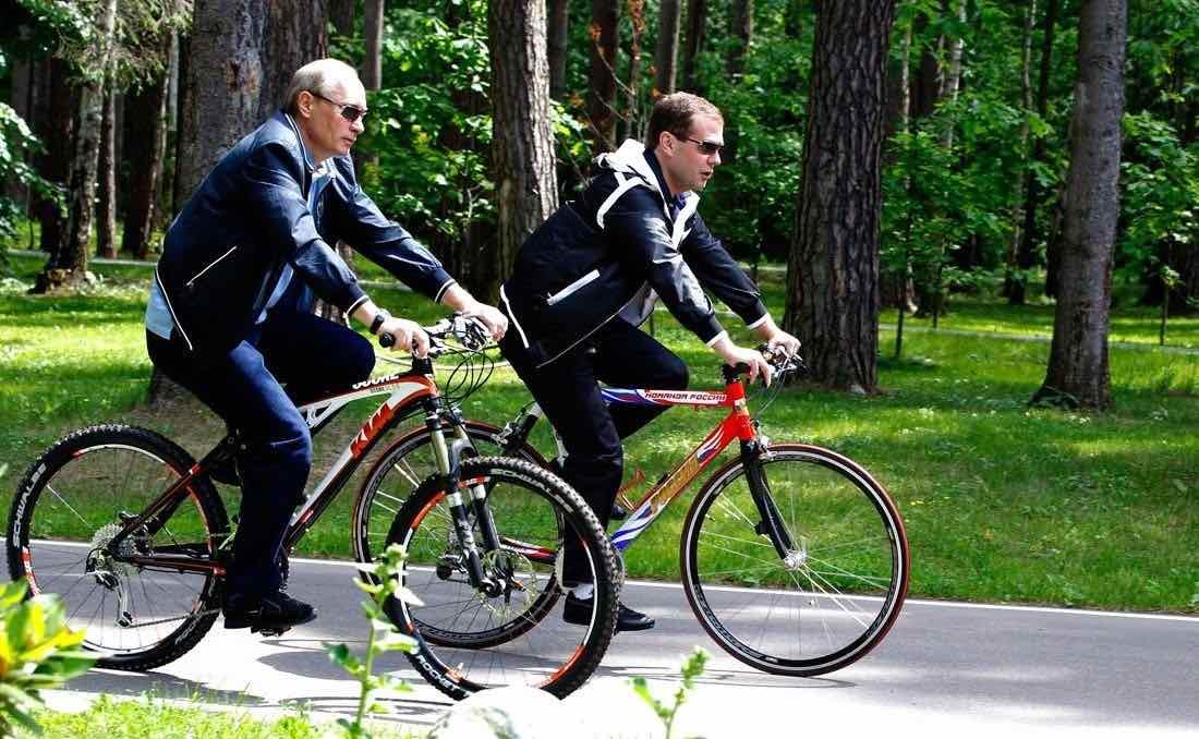 В России как и во всём мире повысился спрос на велосипеды