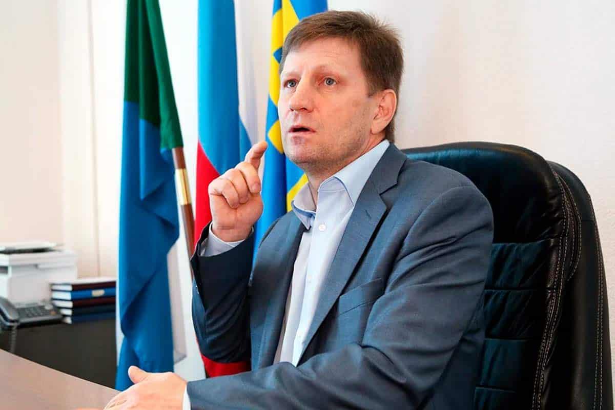 О криминальном прошлом бывшего губернатора Хабаровского края Сергея Фургала стало известно СМИ