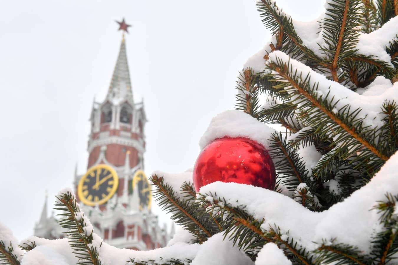 О длительности Новогодних каникул в 2021 году, рассказали в Минтруда