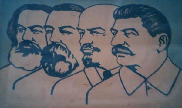 Татуировки Сталина и Ленина были популярны среди уголовников времён СССР
