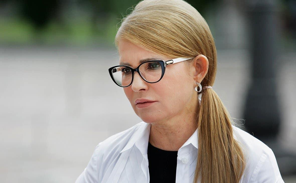 О критическом состоянии Юлии Тимошенко, рассказала её пресс-секретарь