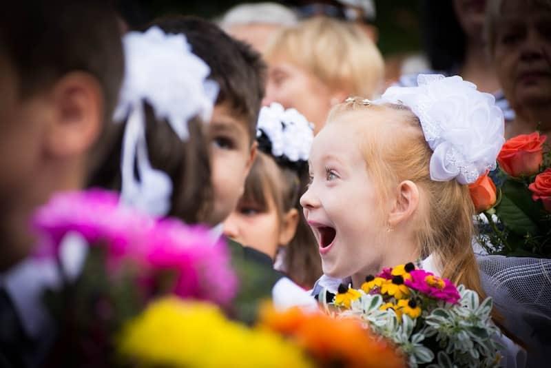 Первое сентября в России могут сделать выходным днём для родителей первоклассников