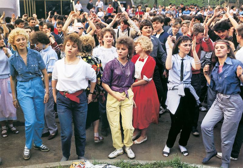 Интересная история Советских дискотек: как всё было на самом деле