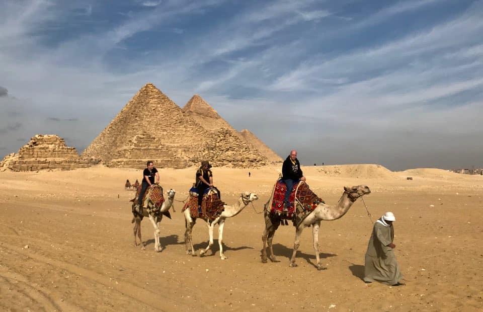 Египет несёт многомиллионные убытки из-за отсутствия туристов из России