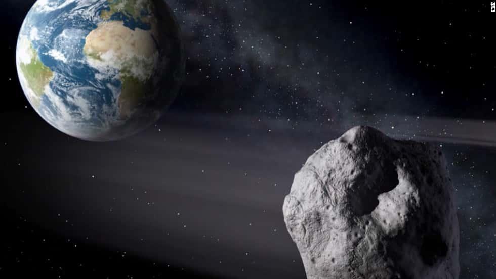 Земля вновь в опасности: в сентябре специалисты NASA прогнозируют столкновение с астероидом