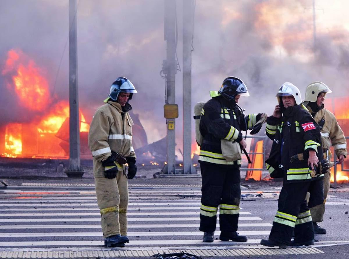 Уголовное дело возбуждено после взрыва АЗС в Краснодарском крае