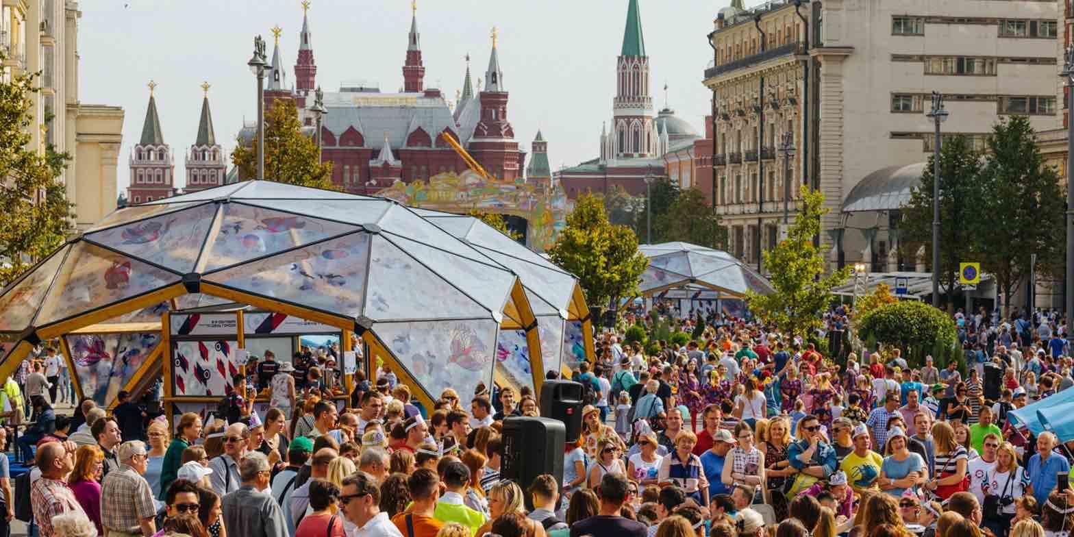 О мероприятиях на День Москвы, рассказал мэр Сергей Собянин