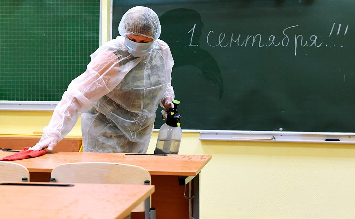 Перенести начало учебного года на 1 октября предложили в Госдуме