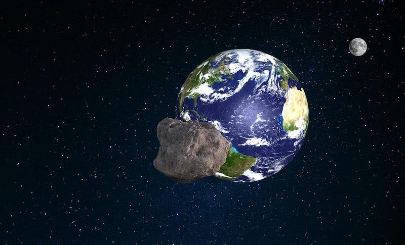 Большой астероид приблизится к нашей планете 5 августа, рассказали в NASA
