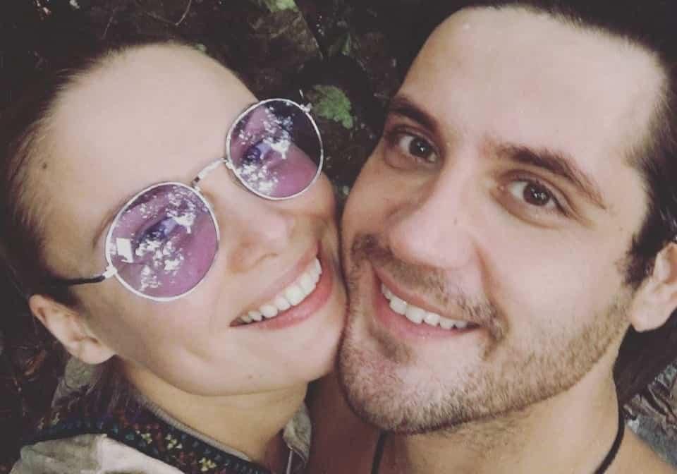 Татьяна Арнтгольц и Марк Богатырёв готовятся к свадьбе