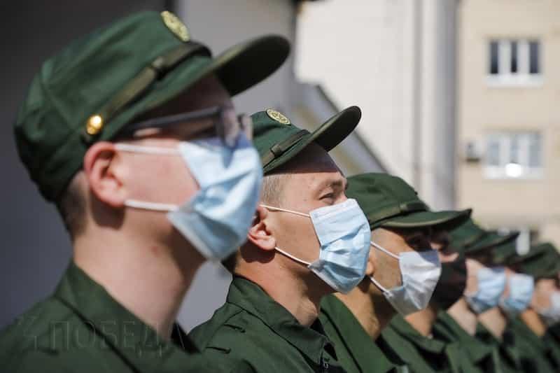Пандемия коронавируса не помешает осеннему призыву 2020 начаться в срок