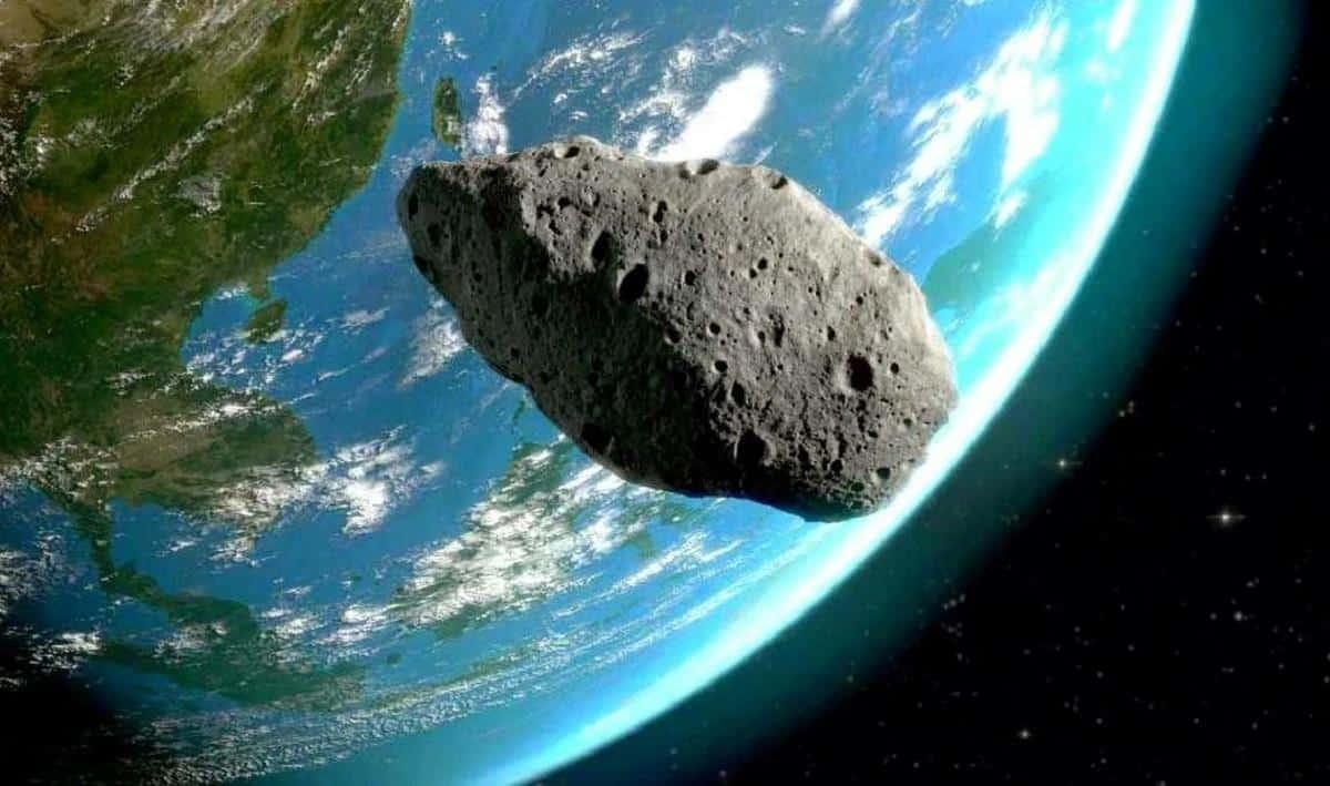 О большом астероиде, приближающимся к Земле, рассказали в NASA