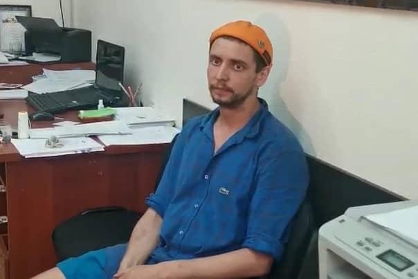 Задержан мужчина, размахивавший двухмесячным ребенком перед камерой в Сочи