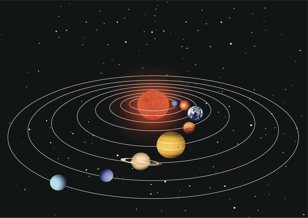 Почему вокруг солнца вращается только одна планета, пригодная для жизни?