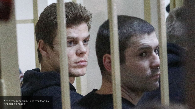 Суд пересмотрел дело Павла Мамаева и Александра Кокорина