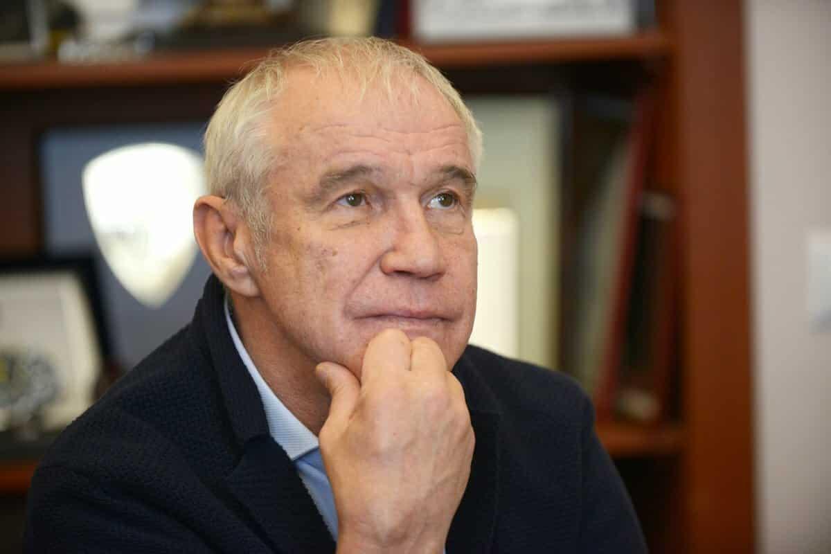 Сергей Гармаш уходит из Современника: надолго ли?
