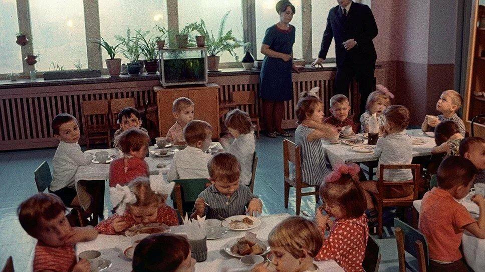 Особенности Советского общепита: от садика до завода