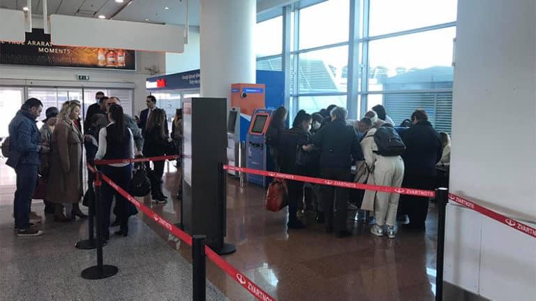 Россия и Армения ведут переговоры о возобновлении авиасообщения