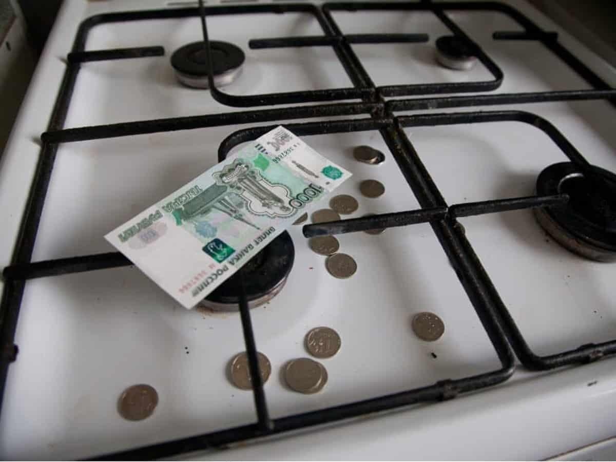 Для населения России с 1 августа повышаются цены на газ