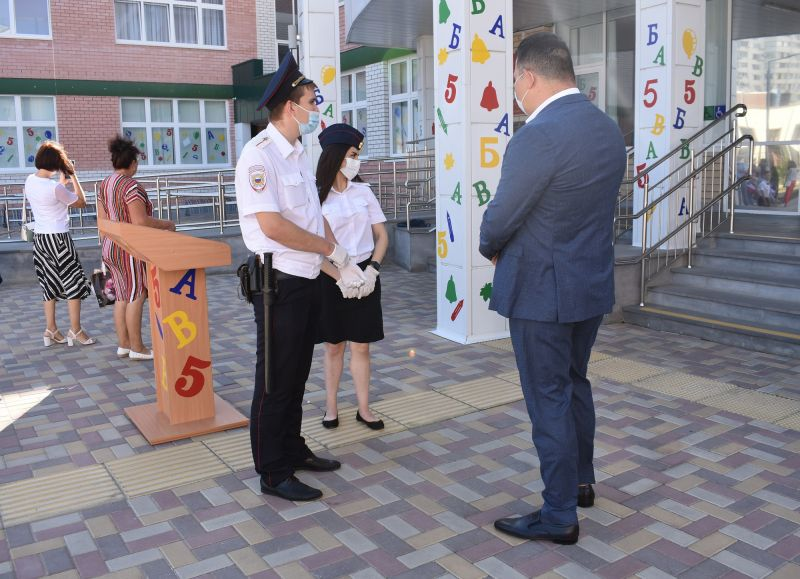 В России День знаний прошел в условиях ограничений