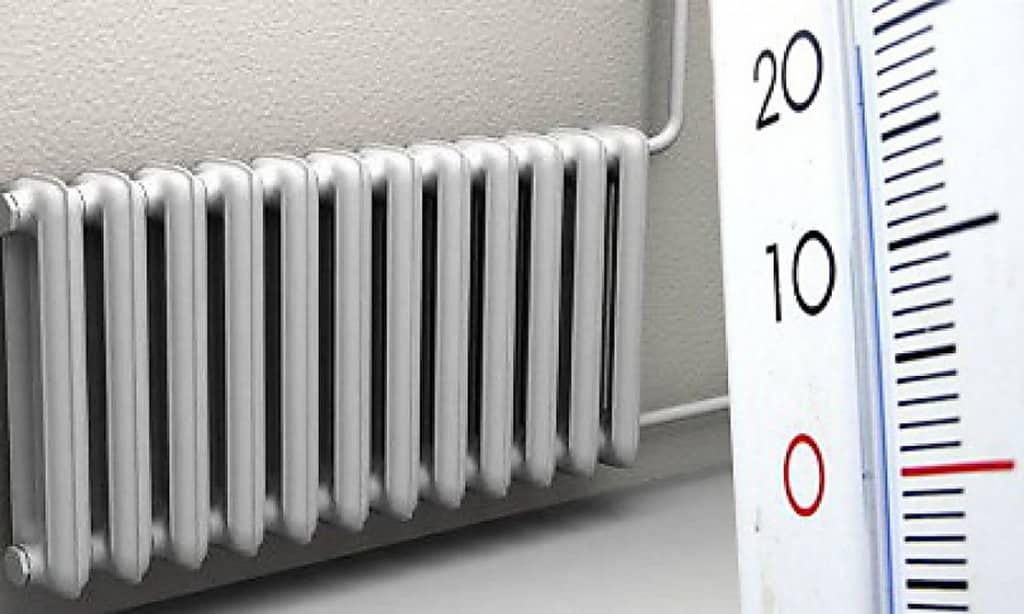 Отопление в Санкт-Петербурге могут включить уже в середине сентября