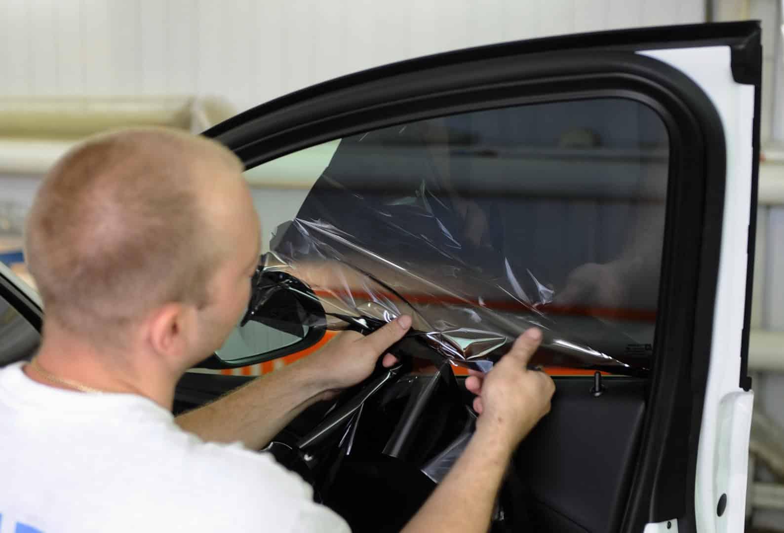 Можно ли избежать штрафов за тонированные стекла автомобилей?