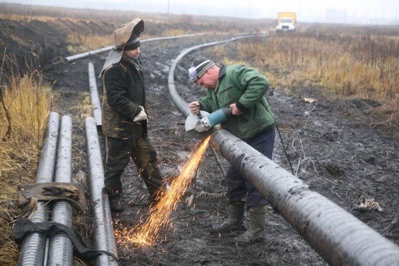 Социальная газификация: бесплатный газопровод в каждый дом подводит государство в регионах