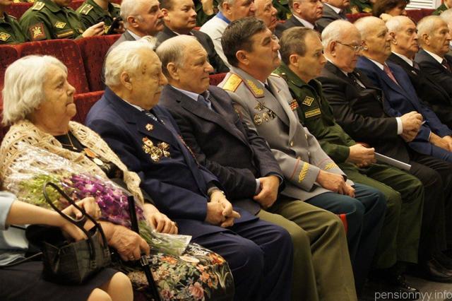 Плановое увеличение пенсии военных состоится в октябре