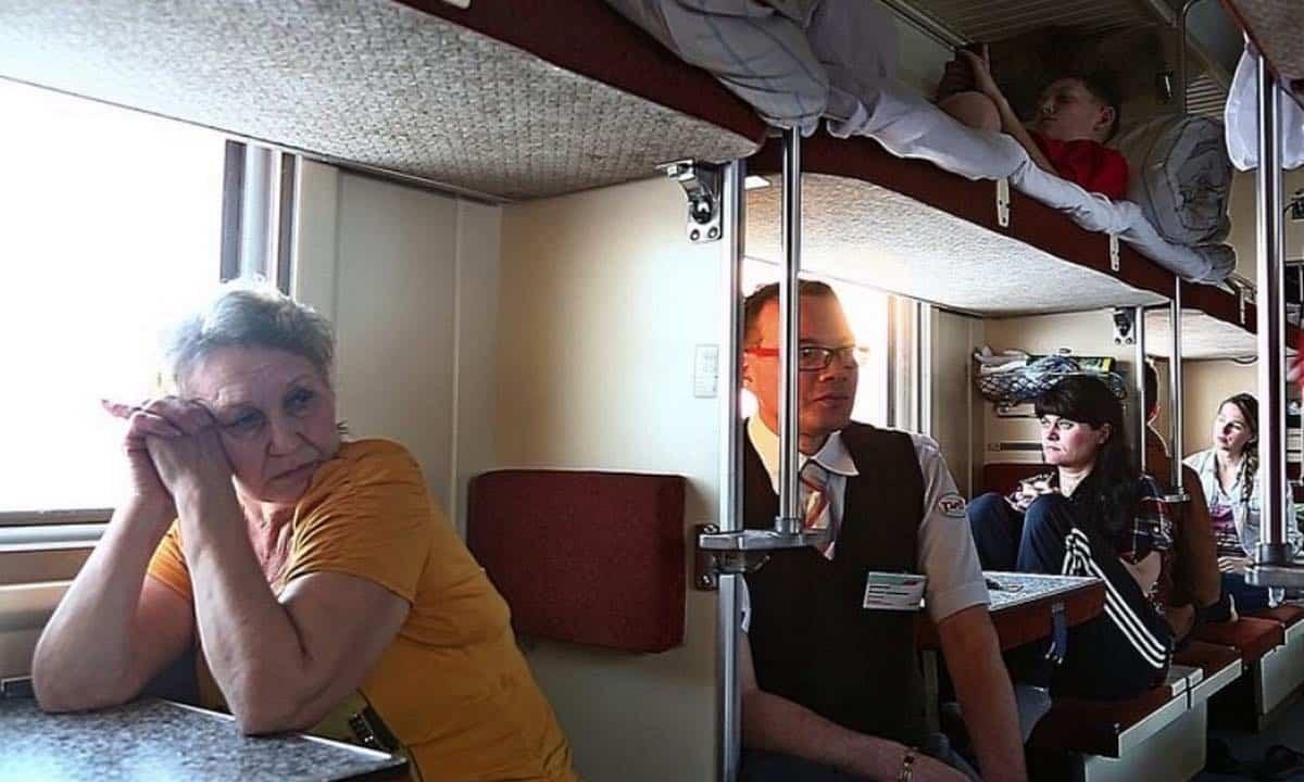 В 2021 году в России подорожают билеты на места в плацкартных вагонах