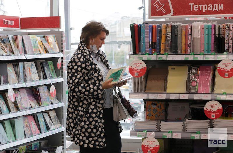 Запрет на фотографирование книг в магазинах хотят ввести в России