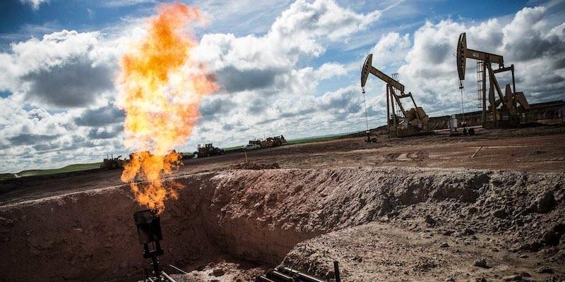 Какое место занимает Россия по объёмам добычи газа и нефти в мире