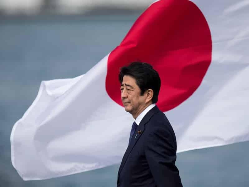 Ушёл с поста премьер-министр Японии Синдзо Абэ