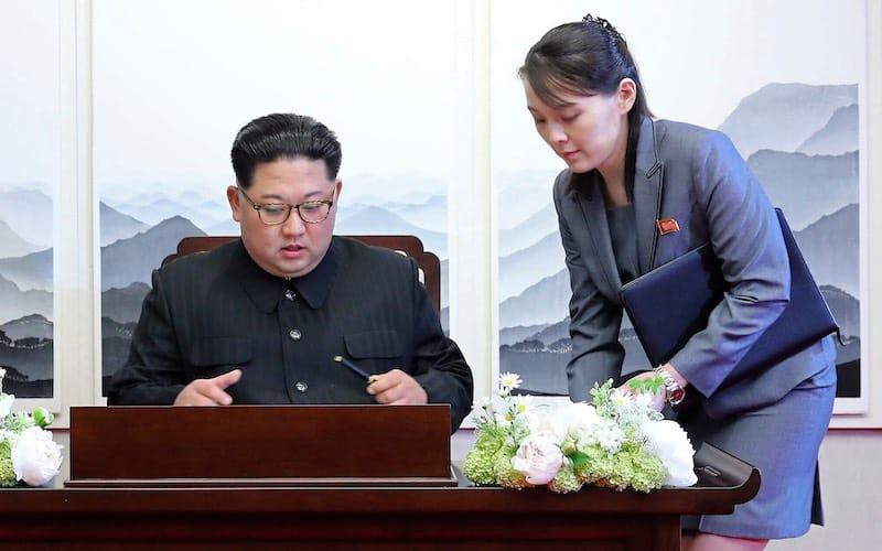 Сестра Ким Чен Ына не появлялась на публике более месяца, переживают жители Северной Кореи