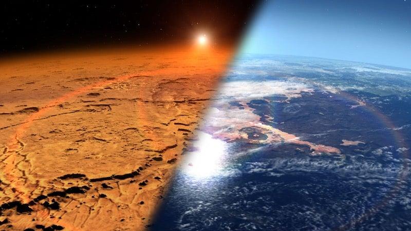 Венера, возможно, была когда-то пригодна для жизни, рассказали в НАСА