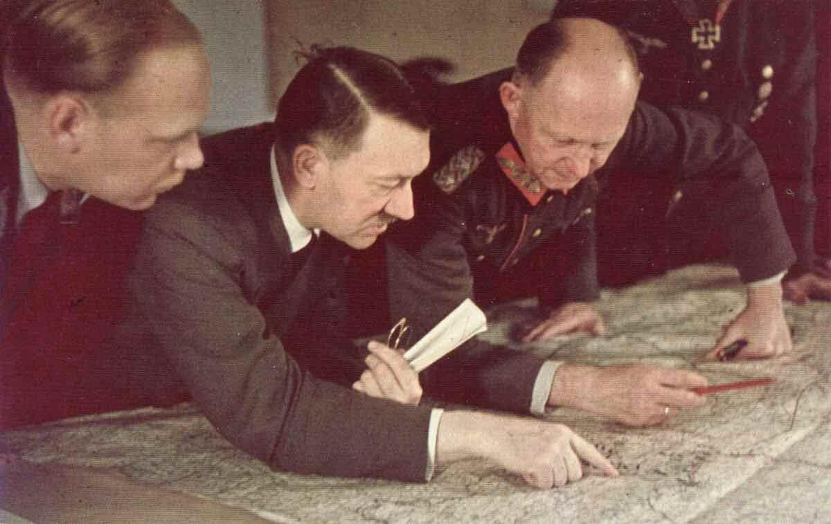 Что хотел сделать Гитлер с СССР после победы