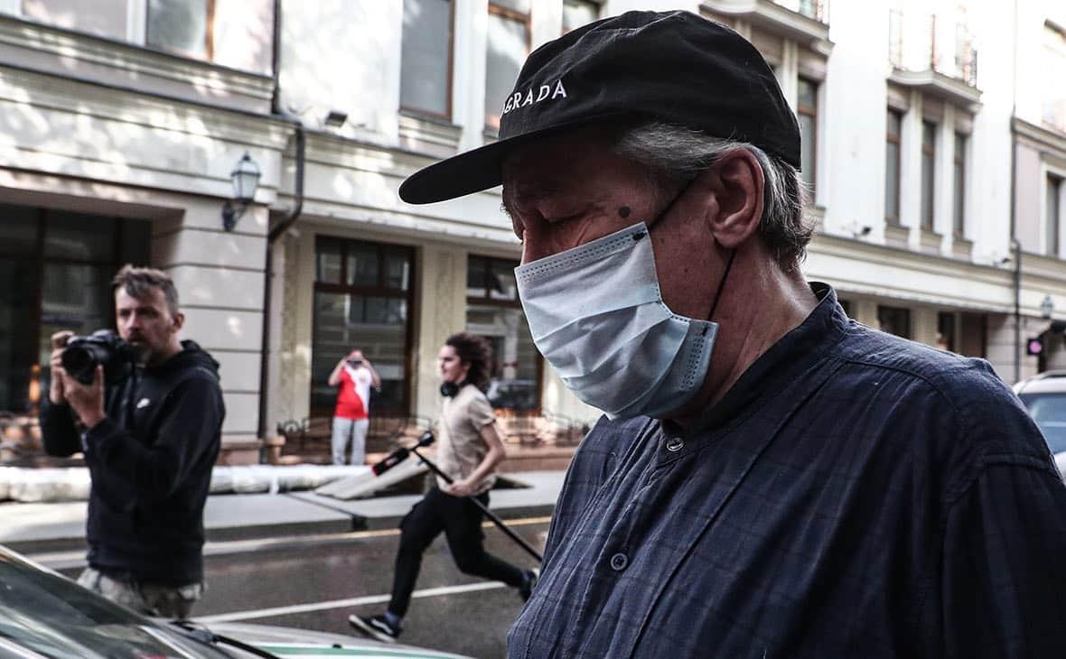 Ефремов неожиданно признал себя виновным в смертельном ДТП
