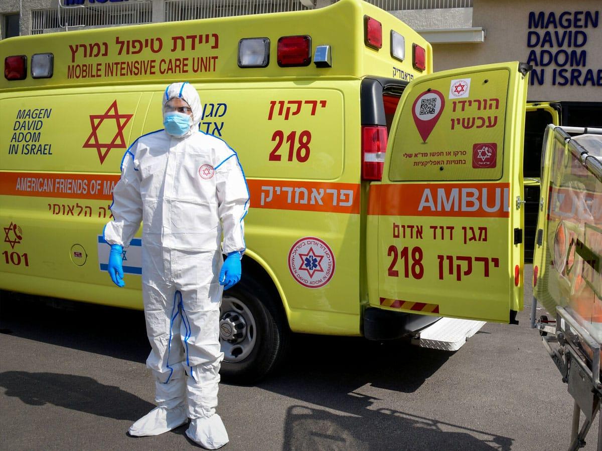 Израиль повторно вводит карантин из-за ситуации с коронавирусом