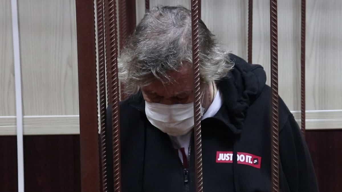 Ефремов написал о своих ощущениях пребывания в тюрьме